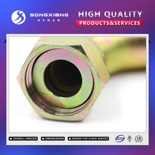 female cone seat fittings/hydraulic hose pipe connectors/bsp jic