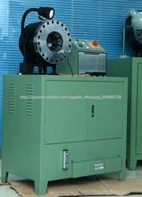 alta presión máquina de prensar manguera/tubo arrugador/manguera que prensa hidráulica máquina precio