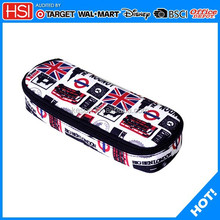 USA and UK nation flag stylesr school stationery pencil pouch