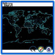 Luminous World Scratch Map/Luminous Scratch Map