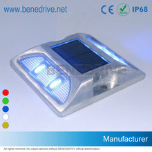 Qualified IP68 Anti-Heating solar dock and deck light by dock edge Manufacturer Factory