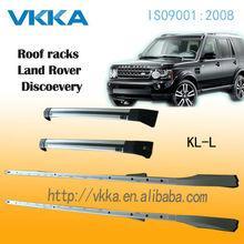 aleación accesorios del coche del coche techo equipaje compañía land rover discovery 4 auto rack para el equipaje tran