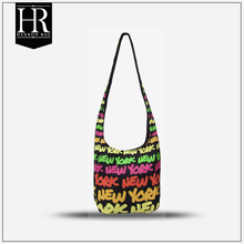 HR-13104 With 16 years manufacture experience any color available shoulder sling bag