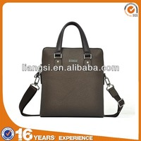 100% genuine leather liams brand name mens messenger bag