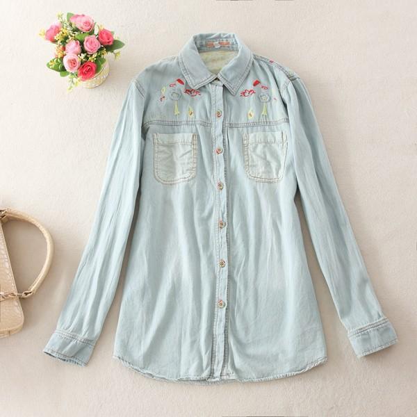 Женские блузки и Рубашки  HY93