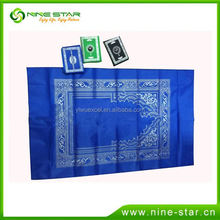 FACTORY DIRECTLY trendy style Muslim worship blanket from manufacturer