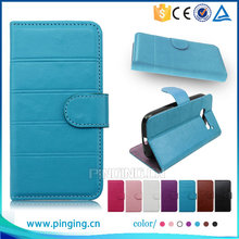 Newest fashion wallet style for Huawei shot x , leather case cover for Huawei shot x