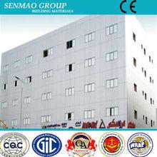 Linyi senmao 4mm design acm/acp/ aluminum composite panels