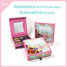 Eyeshadow Cosmetic,Eyeshadow Makeup set model blending make up brush