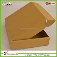 standard corrugated mail box size for packaging