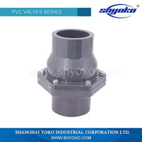 High quality customized promotion mini plastic check valve