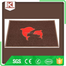 Waterproof Logo Soft PVC Mat