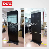 Full Hd And Tft Type 46 Inch Dual Floor Standing Android Wifi/3G Network Hd Digital Signage DDW-AD4601SN