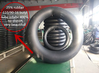 110/90-16 motorcycle high quality butyl tube manufacturer