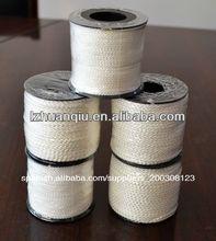 8- filamentos de poliéster trenzado de hilo de pesca, cuerda/soga pesca