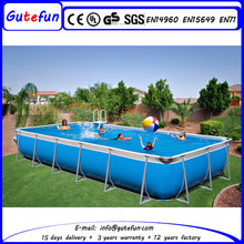 top quality factory price flooring swimming pool for family parties