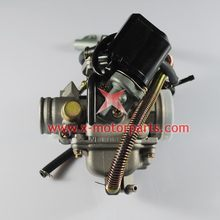 24mm Carburetor for GY6 125cc-150cc ATV, Go Kart, Moped & Scooter