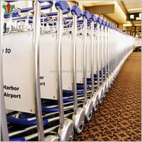 Airport trolley/hotel luggage trolley/airport luggage trolley