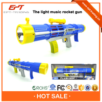 Brand new toy cannon with light and music