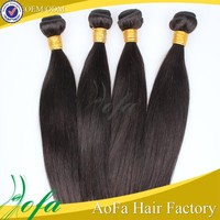Most fashion alibaba certified virgin double drawn wholesale hair extensions for white women