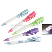 Promotional New Fashion Ball Pen/LED Pen