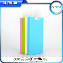 5000mah portable power bank charger with handle design for iphone smasung
