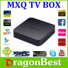 Amlogic S805 Quad Core 1.5Ghz Android 4.4 Internet TV Box MXQ S805