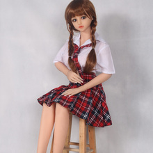 JND066-136cm Japan real dolls adult silicon with watery eyes