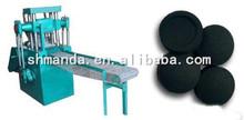 Hookah charcoal briquetting factory direct sales press block machine production line for shisha