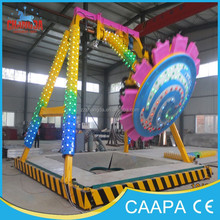 big pendulum attrations !!Hot!!! Entertainment equipment theme park attractions big swing pendulum
