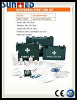 High Quality Plastic Universal First Aid Kit