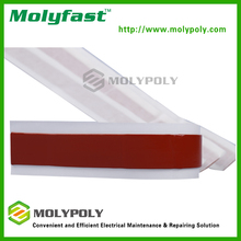 M303 [] Red anti tracking mastic tape