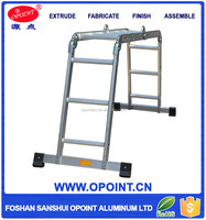 Alibaba China Aluminiun Flexible Aldi Ladder
