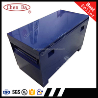 China Manufacturer Jobsite box /Truck Box /Heavy Duty Site Box with dimension 1219*610*711MM
