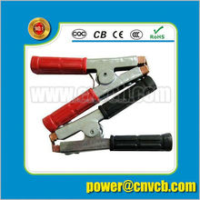 China supplier crocodile clips cable/Booster Clips 100A - 200A