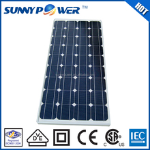 1000v mobile phone solar charger Promotion high efficiency 125W