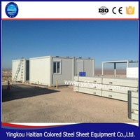 Modern prefab container houses ,mobile living house container for sale