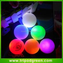 sport golf balls manufacture led sport golf balls,glowing in the dark