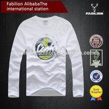 Hot selling high quality wholesale clothing from alibaba china,custom print t shirt