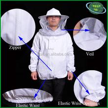 2015 hot sale apicultor roupas com várias cores, Estilos e tamanhos disponíveis