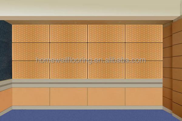 en bois perfor acoustique industrielle son absorbeur panneau panneaux insonorisants id de. Black Bedroom Furniture Sets. Home Design Ideas