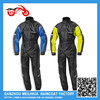 New style 190T Polyester outdoor motorcycle raincoat with hooded
