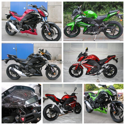 Kawasaki type New Racing motorcycle,150cc, 200cc, 300cc