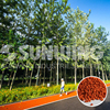 new products synthetic epdm coloured rubber granules