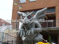 inflatable giant monster