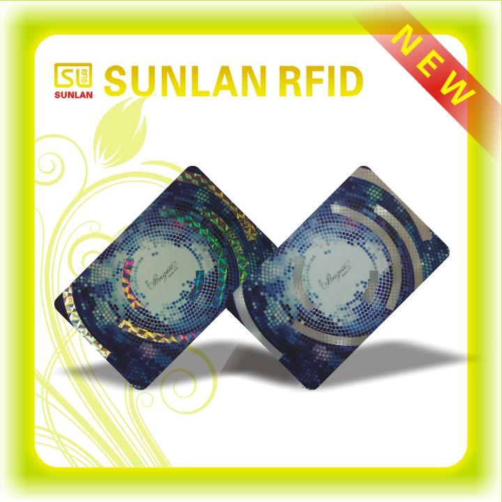 Meilleur prix RFID NFC cartes à puce puce fabricants de cartes