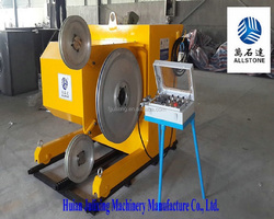 JLX-55G Quarry Stone Cutting Diamond Wire Saw Machine for Granite and Marble block