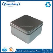 rectangular pencil tin case