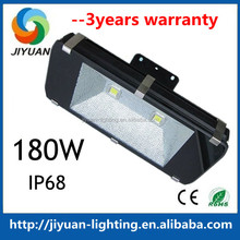 no uv no infrared radiation180w led flood light waterproof