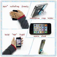 G-meles ML-6612 versatile metal durable rings holder cell phone stand for big size smart mobile